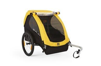 Przyczepka rowerowa dla dzieci Burley Bee Double