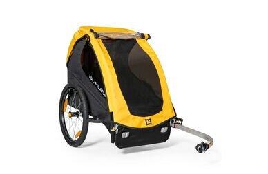 Przyczepka rowerowa dla dzieci Burley Bee Single