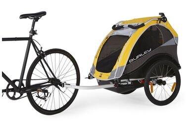Przyczepka rowerowa dla dzieci Burley Cub