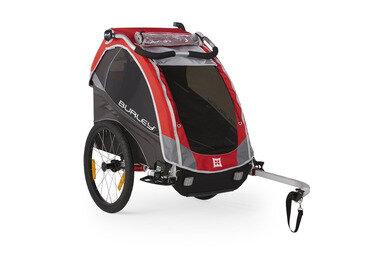 Przyczepka rowerowa dla dzieci Burley Solo