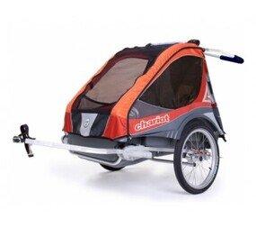 Przyczepka rowerowa dla dzieci Chariot Captain XL