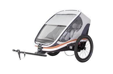 Przyczepka rowerowa dla dzieci Hamax Outback 2w1