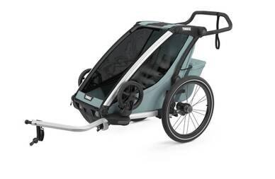 Przyczepka rowerowa dla dziecka THULE Chariot Cross 1