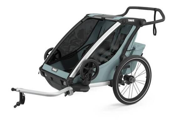 Przyczepka rowerowa dla dziecka THULE Chariot Cross 2