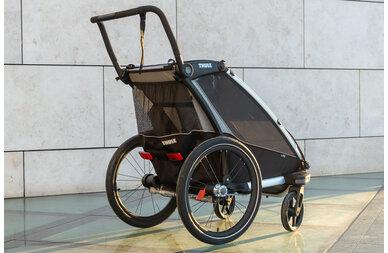Przyczepka rowerowa dla dziecka THULE Chariot Lite 1