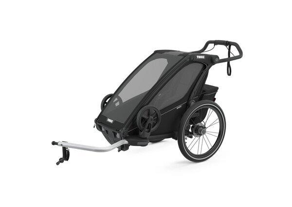 Przyczepka rowerowa dla dziecka THULE Chariot Sport 1