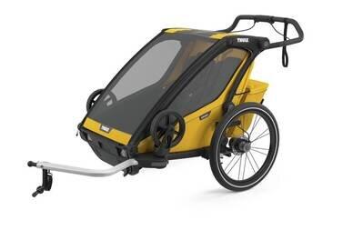 Przyczepka rowerowa dla dziecka THULE Chariot Sport 2