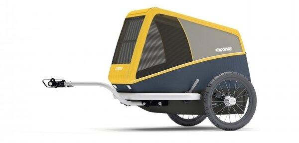 Przyczepka rowerowa dla psa Croozer Dog L Next Generation