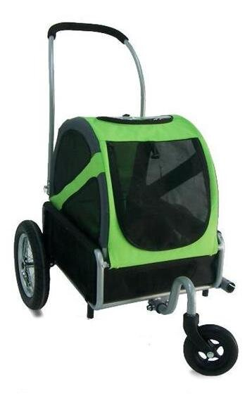 Przyczepka rowerowa dla psa Doggyride Mini Buggy