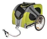Przyczepka rowerowa dla psa Doggyride Novel