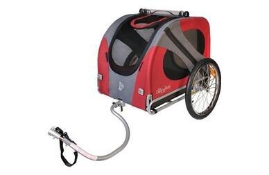 Przyczepka rowerowa dla psa Doggyride Original