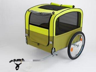 Przyczepka rowerowa dla psa Monz Hunde