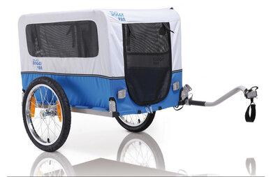 Przyczepka rowerowa dla psa XLC Doggy