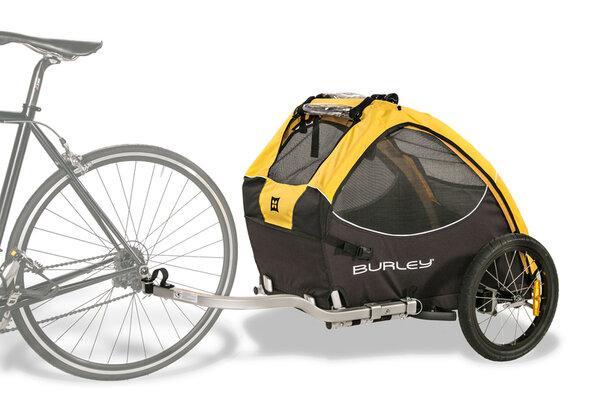 Przyczepka rowerowa dla psów Burley Tail Wagon