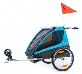 Przyczepka rowerowa Thule Chariot Coaster 2