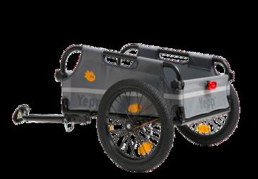 Przyczepka rowerowa turystyczna Yepp Cargo