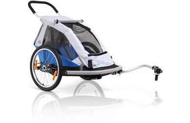 Przyczepka rowerowa XLC DUO 2