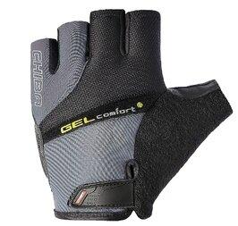 Rękawiczki rowerowe Chiba Gel Comfort Plus Grey