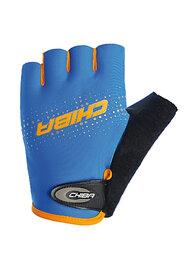 Rękawiczki rowerowe Chiba Ride Blue
