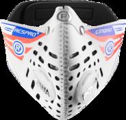 Respro Cinqro maska antysmogowa - biała