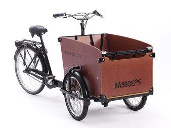 Rower cargo Babboe Big