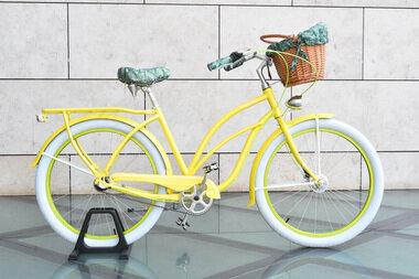 Rower Cruiser Embassy Lemon Deluxe 3