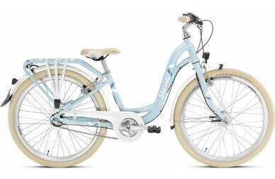 Rower dziecięcy Puky Skyride 24-3 City Alu Light