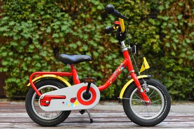 Rower dziecięcy PUKY Z2
