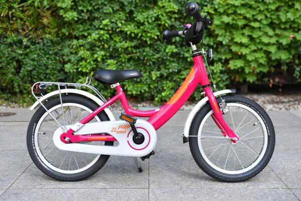 Rower dziecięcy PUKY ZL16