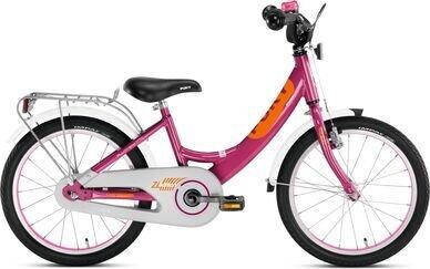 Rower dziecięcy PUKY ZL18 (Jagodowy)
