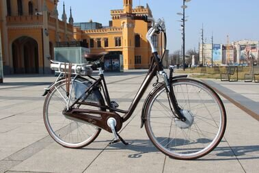 Rower elektryczny Batavus Allegro E-go