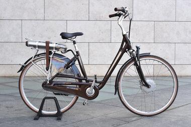 Rower elektryczny Batavus Allegro E-go + bateria 400Wh