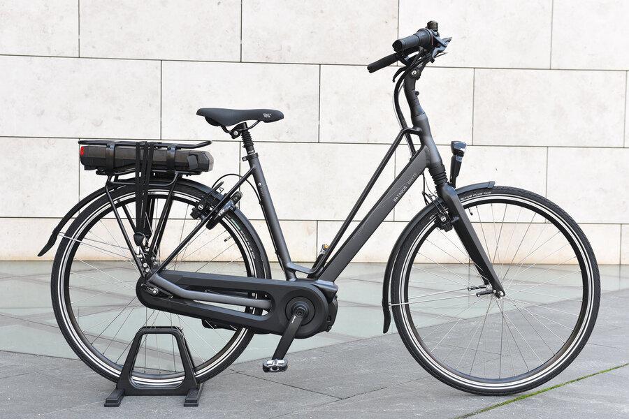 Rower elektryczny Batavus Bryte E-go Yamaha 500Wh
