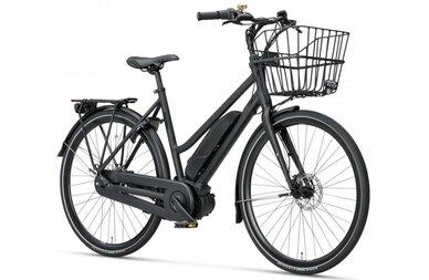 Rower elektryczny Batavus Harlem Yamaha 400Wh