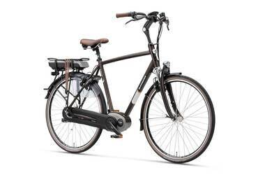 Rower elektryczny Batavus Milano E-go Bosch 500Wh