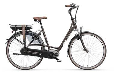 Rower elektryczny Batavus Milano E-go NuVinci Bosch