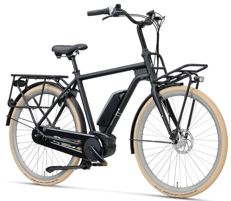 Rower elektryczny Batavus Quip Extra Cargo Bosch 400Wh