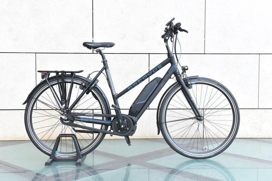Rower elektryczny Batavus Razer Yamaha