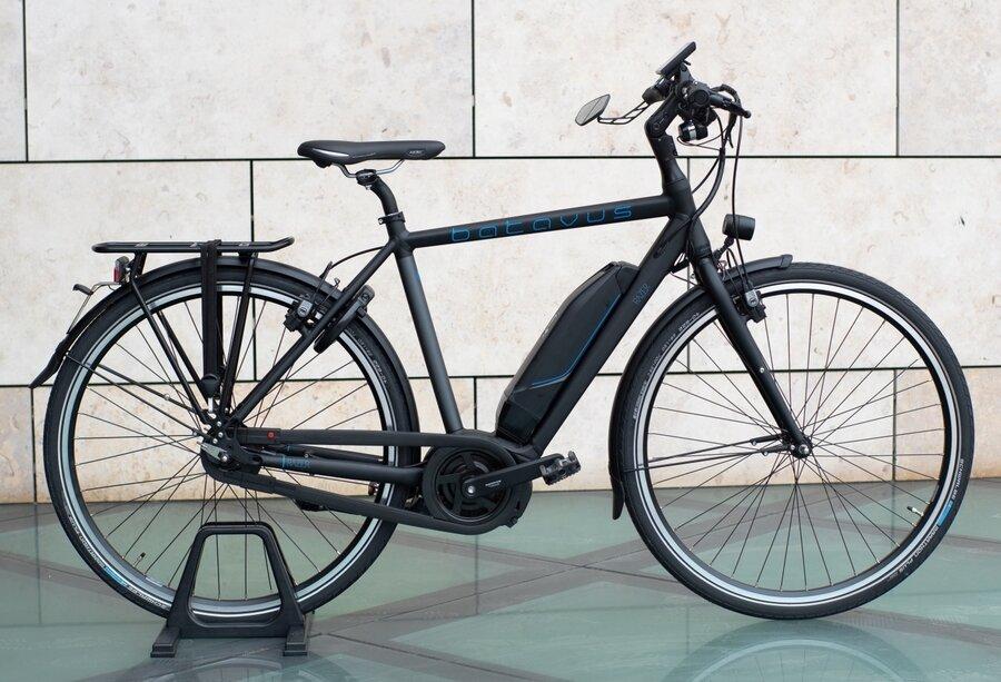 Rower elektryczny Batavus Razer Yamaha TURBO 500Wh 45 km/h