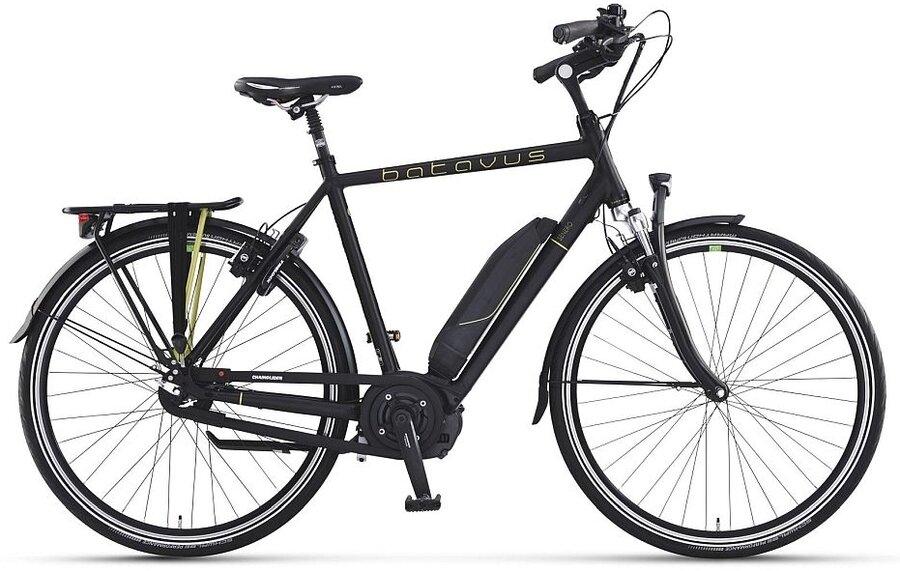 Rower elektryczny Batavus Senero E-go Yamaha 500Wh