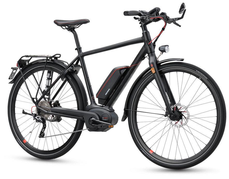 Rower elektryczny KOGA E-XLR8 Speed Bike 45 km/h 500Wh