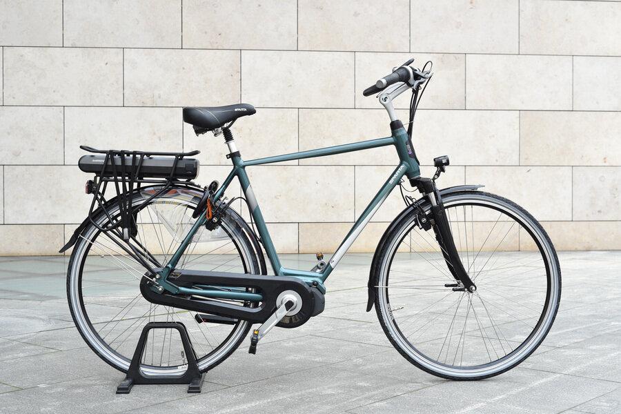 Rower elektryczny Shimano Sparta M7S LTD 500Wh H57