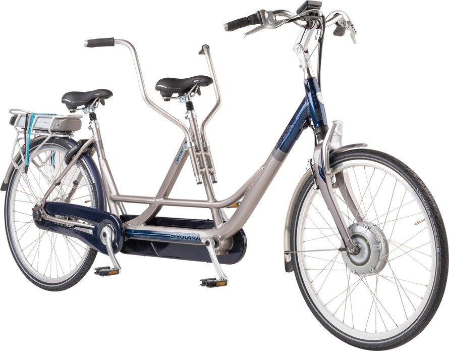 Rower elektryczny tandem Sparta E-Double