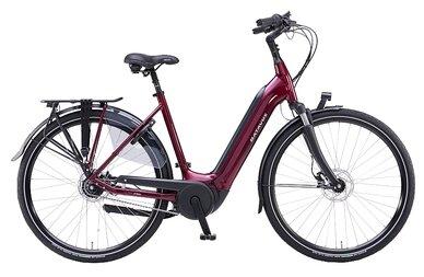 Rower elektryczny z baterią w ramie Batavus Finez E-go Power