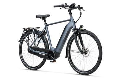 Rower elektryczny z baterią w ramie Batavus Finez E-go Power 400Wh