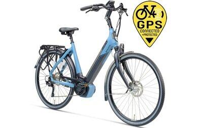 Rower elektryczny z baterią w ramie Sparta M10Ti  ION Yamaha GPS