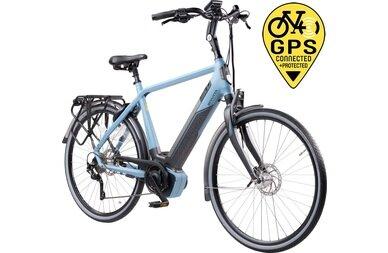 Rower elektryczny z baterią w ramie Sparta M10Ti  ION Yamaha GPS 500Wh