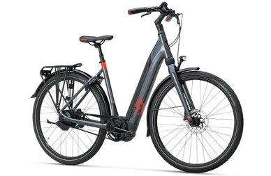 Rower elektryczny z paskiem KOGA E-Nova Evo PT Automatic bateria w ramie