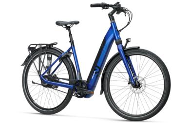 Rower elektryczny z paskiem KOGA E-Nova Evo PT PRO bateria w ramie