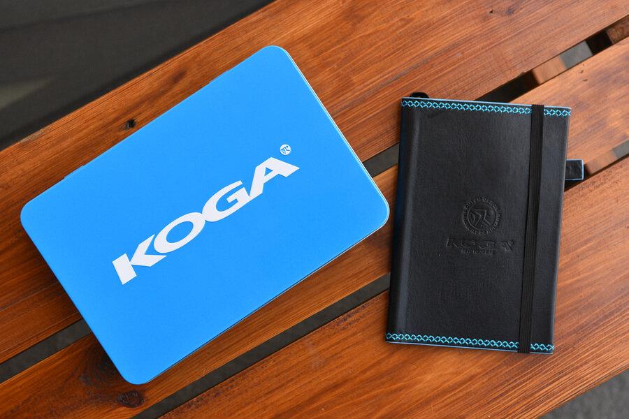 Rower KOGA F3 3.0 Nexus 8 (2020)